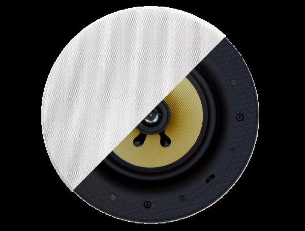 Hidden speaker