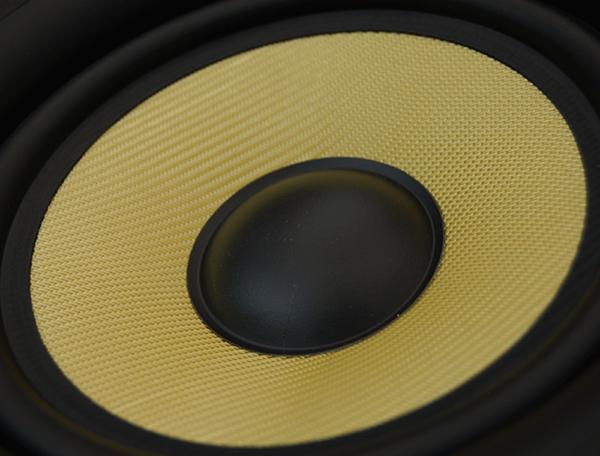 Kevlar speaker cone